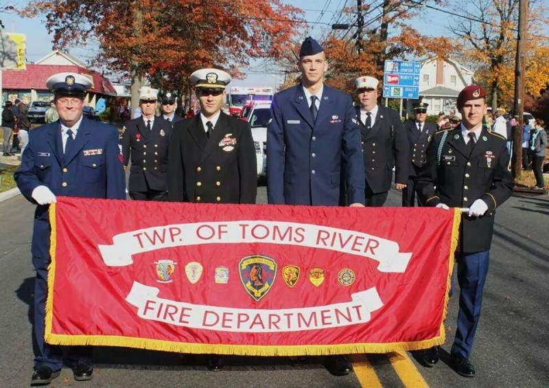 Ocean County Veterans Day Parade